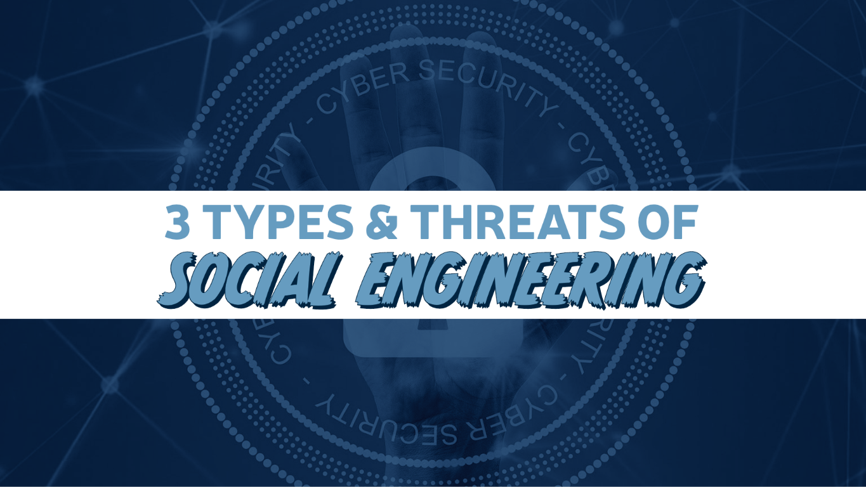 Types & Threats of Social Engineering