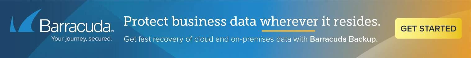 Backup Protect Data Wherever It Resides