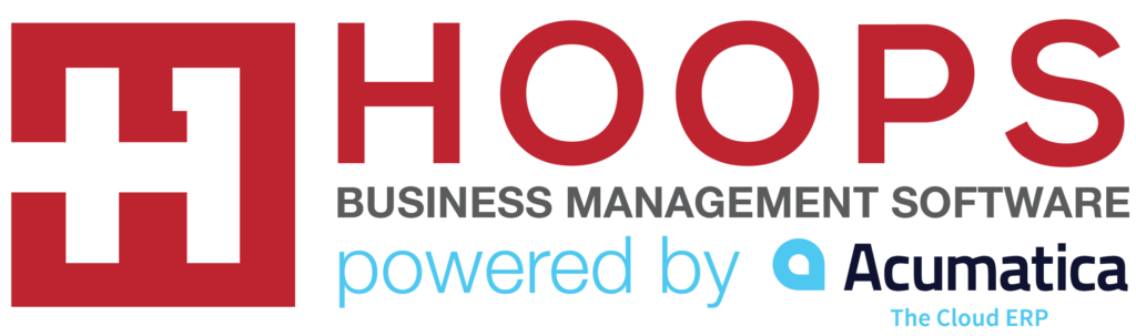 HOOPS Business Management Software, Powered by Acumatica