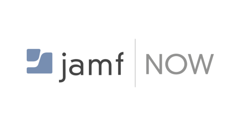 Jamf NOW Mobile Device Management