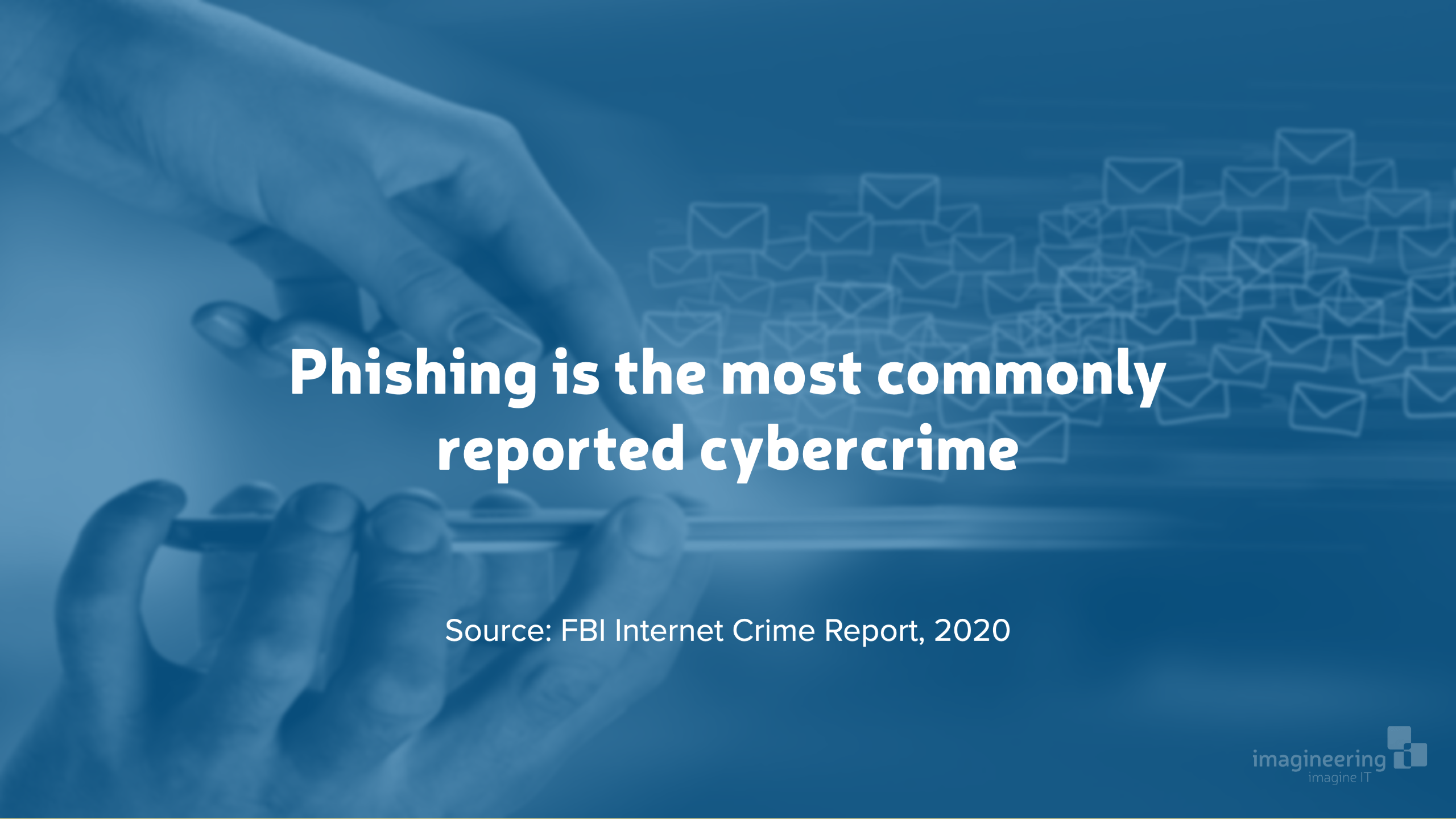 Phishing is the most commonly reported cybercrime